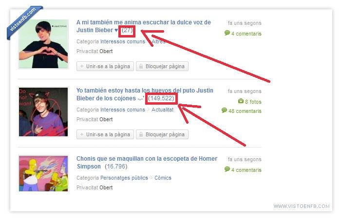 amor,fans,Justin Bieber,música,odio