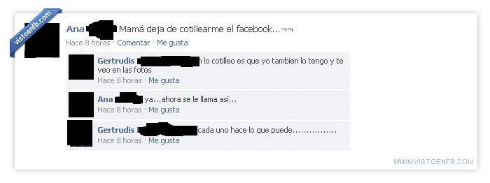 cotillas,Facebook,madres