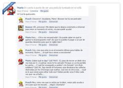 Enlace a El facebook de Mario
