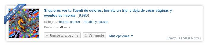 colores,drojas,grupo