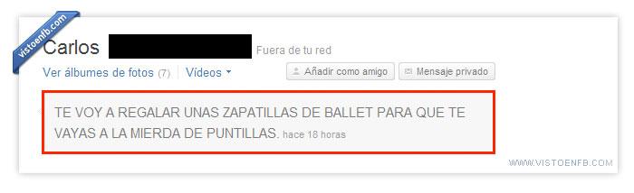 ballet,epic win,mierda,zapatillas