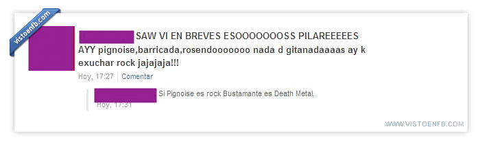 bustamante,death metal,pignoise,rock