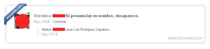 desaparece,dimisión,estado,politica,Zapatero,ZP