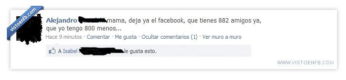 amigos,facebook,madres