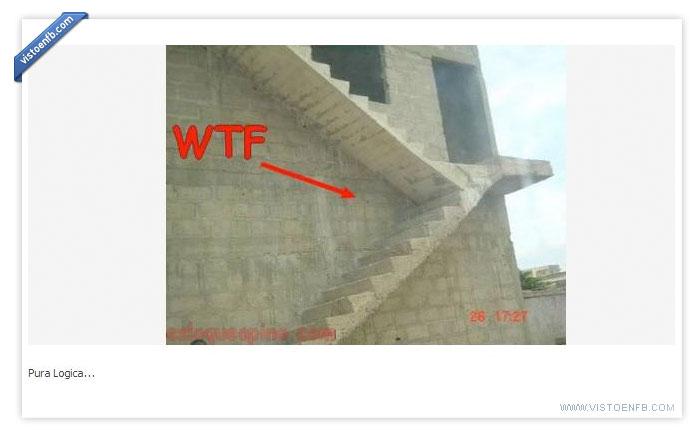 escaleras,Fail