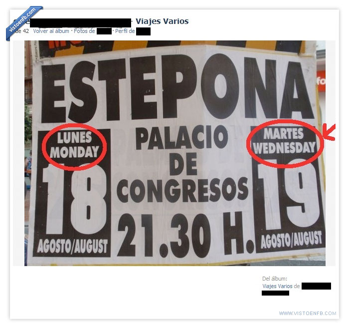 cartel,epic fail,Inglés