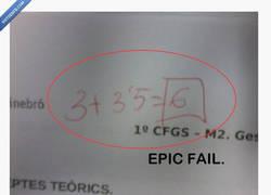Enlace a Sumas de profesores en los exámenes