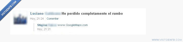 epic win,Googlemaps,perdido,rumbo