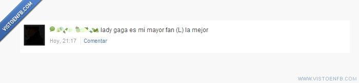 fan,gaga,lady