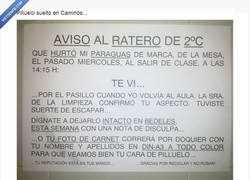 Enlace a Ratero, ratero