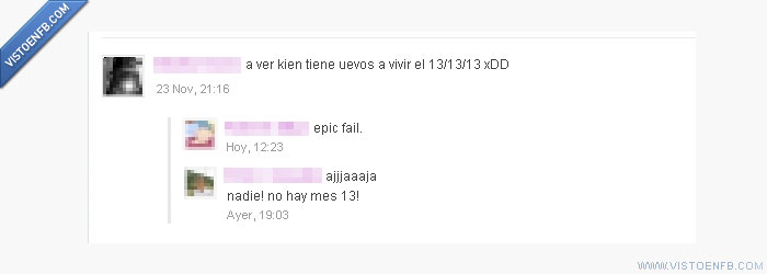 13/13/13,año,epic fail