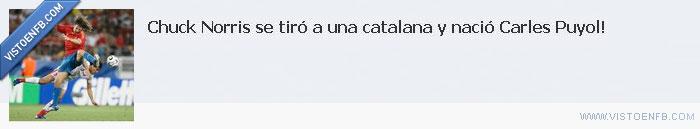 catalan,Chuck Norris,puyol