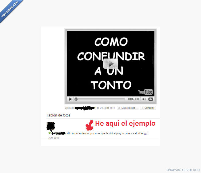 confundir,play,tonto,video