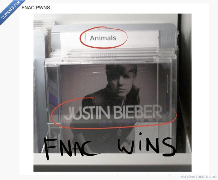 animals,bieber,fnac,justin