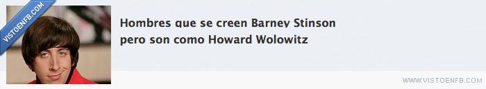 Barney,Howard,Stinson,Wolowitz