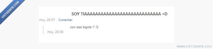 bigotazo,tia