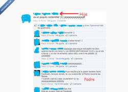 Enlace a Alcohol + Padre con Facebook = Epic Fail