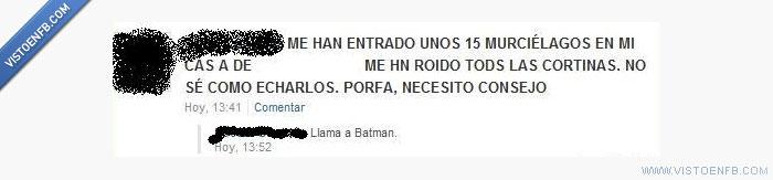 asco,batman,Murcielagos