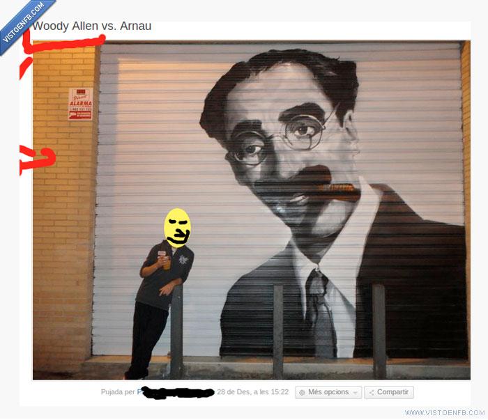 Cine,Groucho Marx,Woody Allen