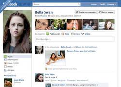 Enlace a El facebook de Bella Swan