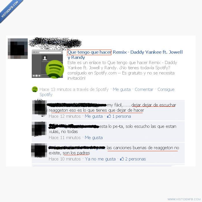 facebook,Owned,reggaeton