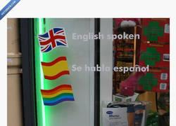Enlace a Gay, un nuevo idioma