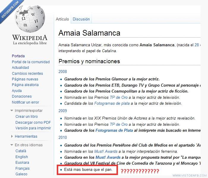 amaia,buena,premios,salamanca,wikipedia