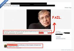 Enlace a Fail tras Fail