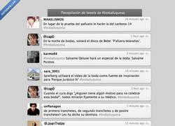 Enlace a Trending en twitter #bodaduquesa