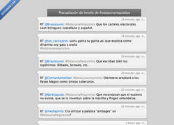 Enlace a Trending en twitter #batasunarequisitos