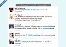 Enlace a #eldeloscuadros, nadie saber por qué es trending topic