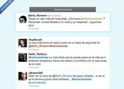 Enlace a Berto lanza el reto, #bertonarizotas