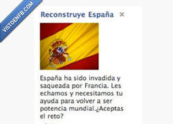 Enlace a Reconstruye España