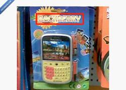 Enlace a Backberry, ¿quién no quiere una?
