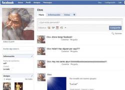 Enlace a El Facebook de Dios