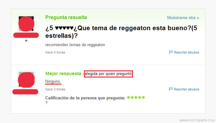 reggaeton,wtf,yahoo respuestas