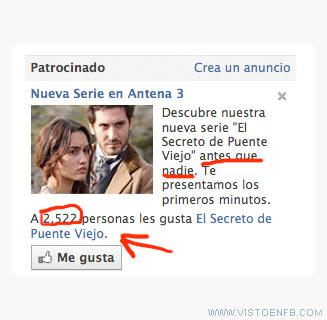 facebook,publicidad