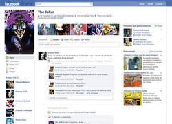 Enlace a El facebook del Joker