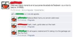 Enlace a El legado de Rebecca Black