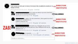 Enlace a Alumno VS Director