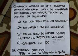 Enlace a Normas para celebrar guateques en esta nuestra comunidad