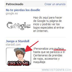 facebook,justin bieber,muñeca