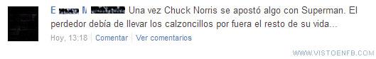 calzoncillos,chuck norris,superman