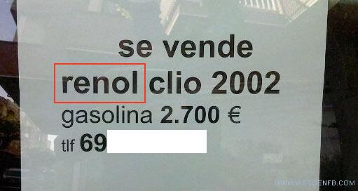 coche,foto,renault,vende