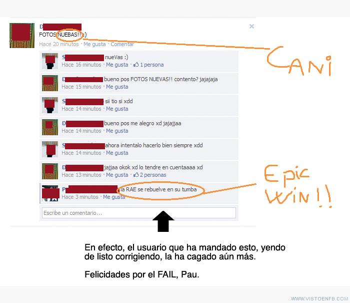 cani,Epic win,ignorancia,incultura,voydelistoylacagoaúnmás