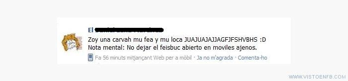 Vef Visto En Las Redes Trolleando Facebook Ajeno