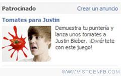 diversión,juegos,Justin,Justin Bieber,tomates
