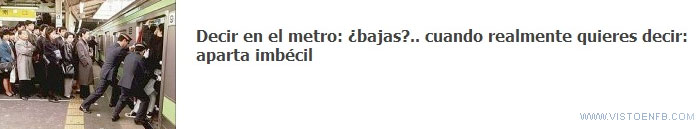 aparta,bajar,metro