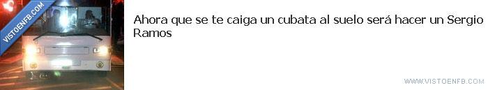 copa,cubata,Sergio Ramos