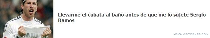 baño,Cubata,Ramos,Tonto